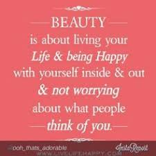Quotes About Being Beautiful Inside