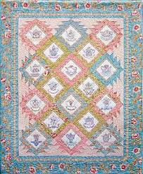 TEA TIME QUILT..............PC | Quilting | Pinterest | Tea time & Afternoon Tea pattern from Black Cat Creations Adamdwight.com