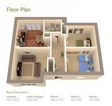 apartment brochure design. Property Brochure Design 3d Floor Plan Apartment