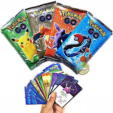 Buy DAY Pokemon Go 2 Mega Pack Trading Cards Game (Non Licensed) Online at  Low Prices