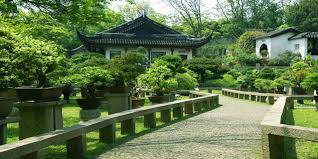 Small Picture Getting Peaceful with Oriental Garden Design Home Design
