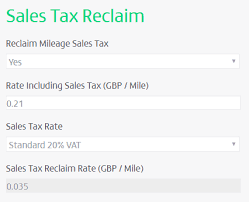 Dont Lose Out On Reclaiming Vat For Uk Motoring Expenses