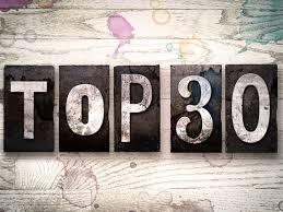 人気記事ランキング昨年1年間に公開されたデザイン関連の人気記事top30