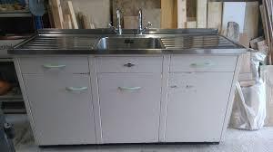 vintage leisure kitchen sink unit in newton abbot devon gumtree
