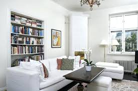 home office library design ideas. Small Home Library Office Exciting Comfy Design Ideas  With Nice White Sofa .