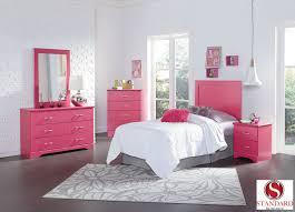 True Love Pink Bedroom Set