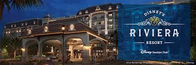 Riviera Resort Pricing Points Chart Sales Disney