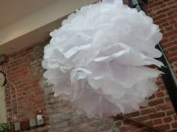 How To Make Fluffy Decoration Balls Tissue Paper Pom Poms 100 Steps with Pictures 84