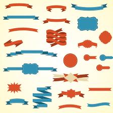 Vintage Banner Vectors | vectores de logos | Pinterest | Banner ...