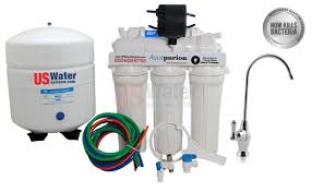 Where To Get Reverse Osmosis Water Us Water Aquapurion2 5 Stage Reverse Osmosis System