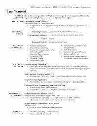 Engineering Internship Resume Beautiful Modern Writing An