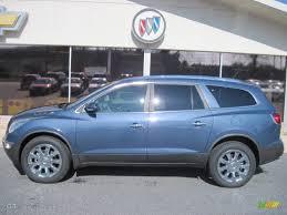 2012 Twilight Blue Metallic Buick Enclave FWD #61345224 | GTCarLot ...