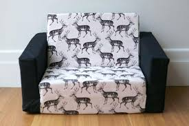 fold out couch for kids. Perfect For Fold Out Couches Living Outstanding Toddler Flip Open Sofa Kids Cover  Black On White Deer In Fold Out Couch For Kids
