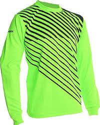 Vizari Size Chart Vizari Arroyo Goalkeeper Jersey Neon Green Black Size Adult Small