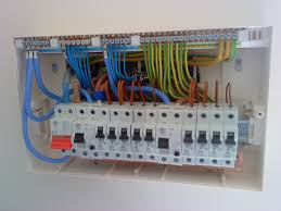 how to wire a fuse board facbooik com New Fuse Box For House house wiring fault finding \ comvt new fuse box for house