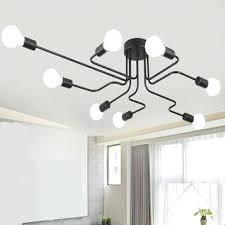 industrial lighting fixtures for home. Industrial Lighting Fixtures Ceiling Lights Led Lamp Light Vintage Loft Home Fixture For S