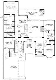 best open floor house plans cottage house plans