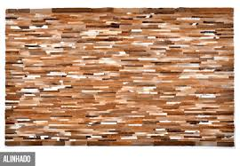 genuine leather patchwork rugs ten styles available