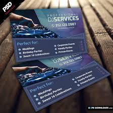 Services Flyer Dj Services Flyer Template Dope Downloads