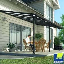 patio cover white x system