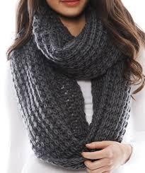 infinity scarf. paula bianco infinity scarf d