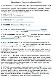 Office Lease Agreement Template Word Equipment Sample Format Depot ...