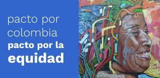 Resultado de imagen para colombia Plan Nacional de Desarrollo 2018-2022