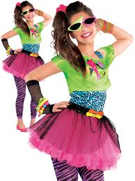 take yourself back to the 80 s with this totally awesome costume ideal for a themed party