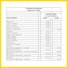 Simple Accounts Template 2 Column Ledger Template Excel Accounts Sheet For General