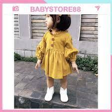 Váy đầm đẹp cho bé gái từ 6- 32 kg, thời trang trẻ em hàng thiết kế cao cấp cho  bé từ 1 - 8 Tuổi (v23) giá cạnh tranh