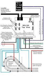 kb51 bdl168 using in a reversing loop