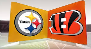 Image result for steelers vs. Bengals 2018