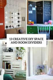 Diy Room Screen 13 Creative Diy Room And Space Dividers Shelterness