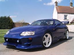 Toyota » 1996 Toyota Supra Turbo - Car and Auto Pictures All Types ...