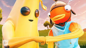 PEELY & FISHSTICK BECOME BEST FRIENDS ...