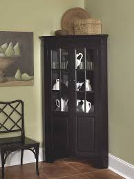 Corner Cabinet Furniture Dining Room Cool Design Ideas