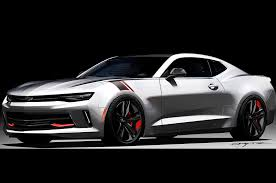 Chevrolet Camaro Red Line Series Concept going to SEMA 6 Images ...