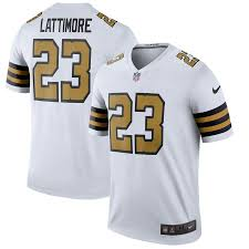 Jersey White Marshon Saints Orleans New Nike Color Rush Lattimore Legend Player - fbeddbcdacb|Football Weekend Preview