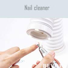 shoze 3 fans nail dust collector suction cleaner manicure tools with 2 nail dust bags sd