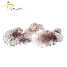 china metal leaf wall hanging china metal leaf wall hanging manufacturers and suppliers on alibaba  on lotus leaf wall art with china metal leaf wall hanging china metal leaf wall hanging