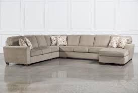 Living Room Furniture Sectionals Shop Sectional Sofas Leather Sectionals Living Spaces