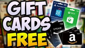 how to get free gift cards working 2017 free xbox live robux amazon steam and more you