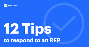 Response To Rfp Sample 12 Tips To Help You Respond To Requests For Proposals Rfps