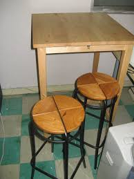 Ikea Bjorkudden Bar Table And 2 Stools Table 1800 Nt Obo Flickr Table Bar Ikea Bjorkudden