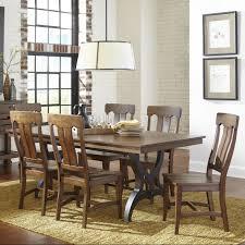 Intercon Staten Island 5-Piece Table & Chair Set - Item Number: D16DIST-