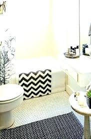 bathroom rugs black and white bathroom rug rugs colorful bath with nice printed shower for