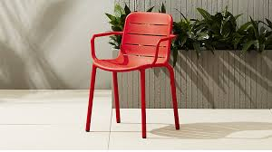 cb2 patio furniture. Excellent Design Cb2 Outdoor Furniture Gina Red Chair CB2 Patio