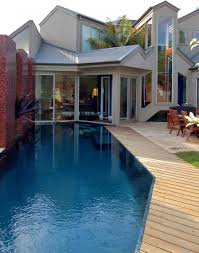 Image Backyard Lappooldesignideas091jpg Trendir Modern Lap Pool Design Ideas By Out From The Blue