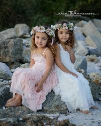 sisters matching flower crowns girls flower crown baby headband flower headband boho flower girl flower girl toddler flower crown