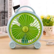 modern table fan whole modern simple mini table fan rotary vane